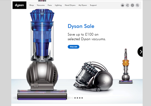 Dyson hire HR Director, Global RDD and Operations