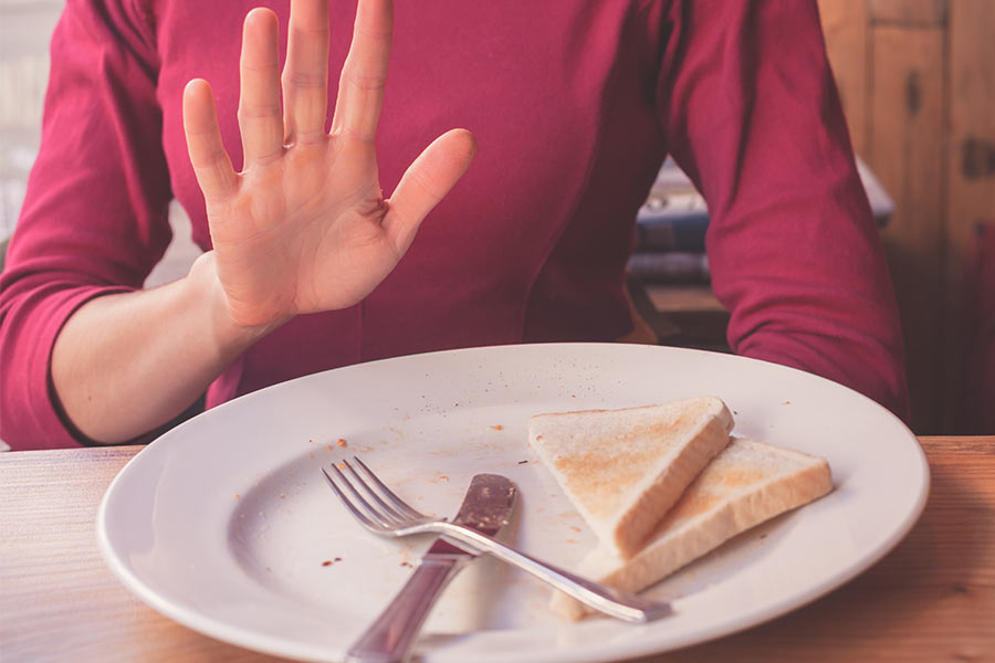 How to spot an eating disorder at work, & how to help