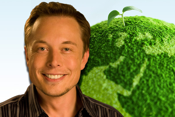 Elon Musk says saving the world more important than selling cars