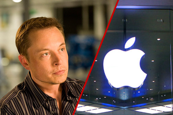 Tesla CEO says Apple is 'graveyard' for ex-employees