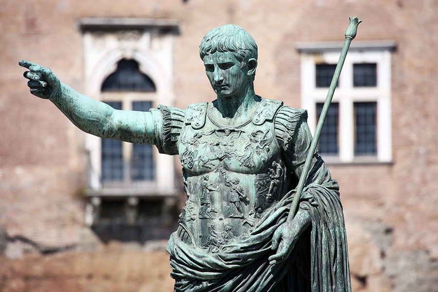 4 leadership lessons from Emperor Augustus