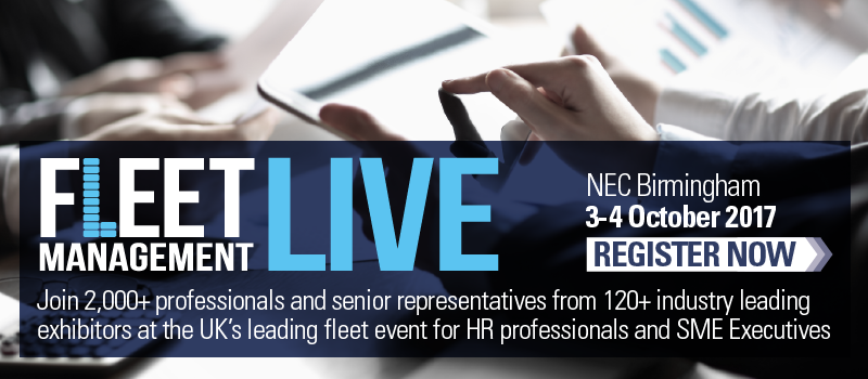 Prepare for the future of your fleet at Fleet Management Live