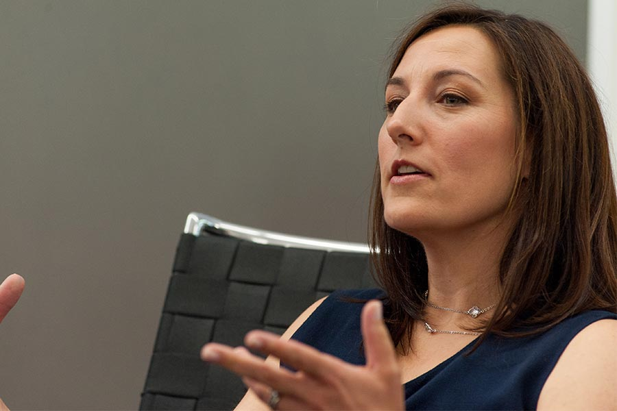 Facebook's VP People reveals how she manages Millennials & performance reviews