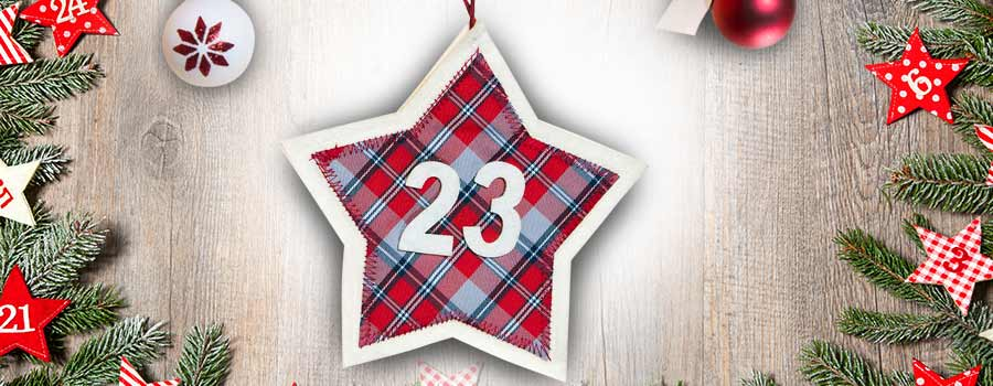 HR Grapevine Advent Calendar: Keeping healthy over Christmas