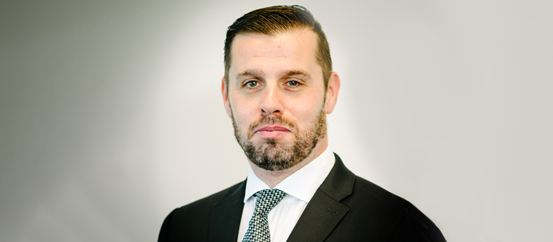 Five minutes with: Scott Hill, HRD - Commercial at Interserve