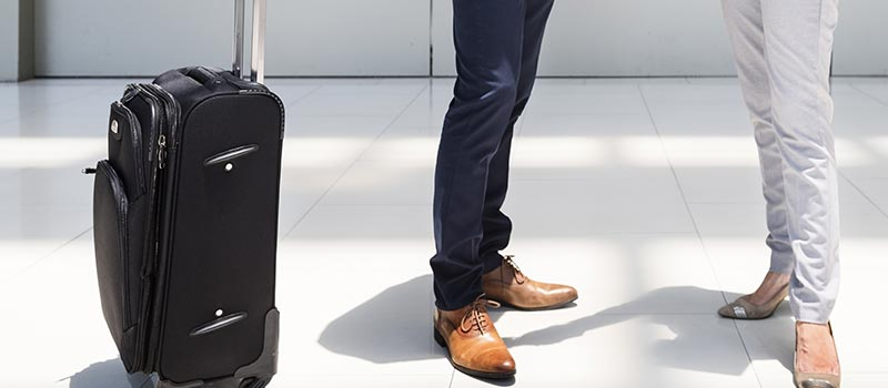 Welcome to the age of the balanced business traveller