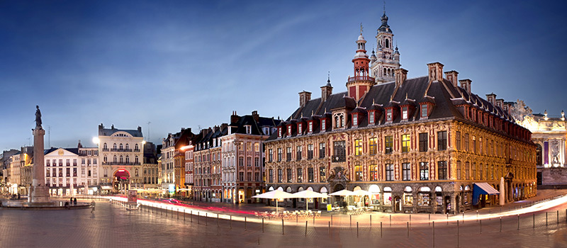 Stay another day in... Lille
