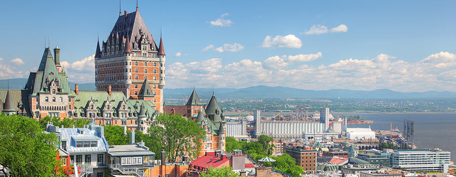 Stay another day in... Quebec