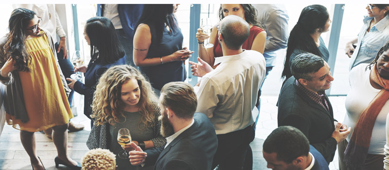 Etiquette pro shares her 5 top networking tips