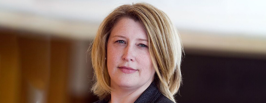 Charlotte Sweeney OBE: 'Creating change is not easy'