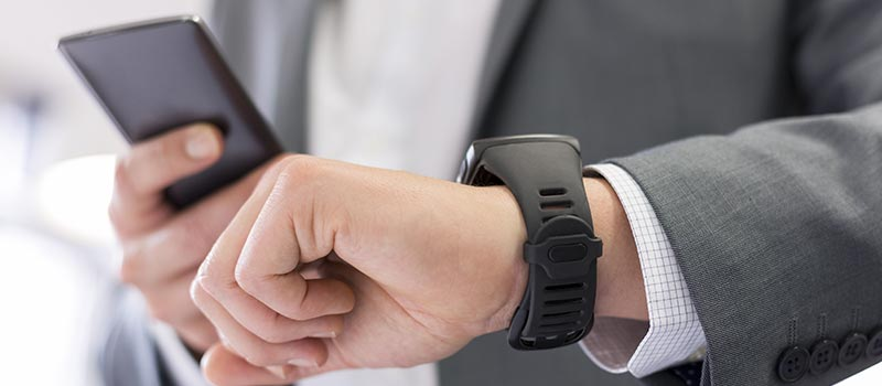 Tech Crunch: How workplace wearables can assist HR policies with invaluable data