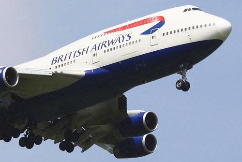 british airways talent management