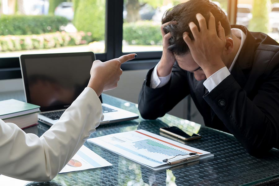 HR Dilemma: Should an employee be fired over something they did outside of work?