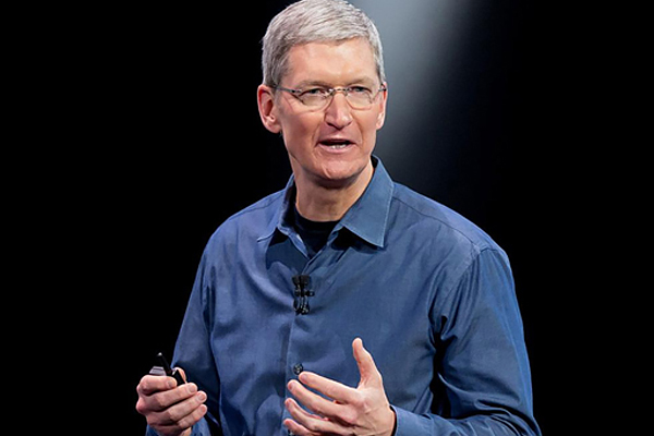 Apple CEO reveals 3 keys to success