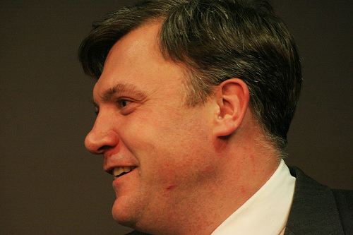 """Intelligent"" robots threaten millions of jobs warns Ed Balls"