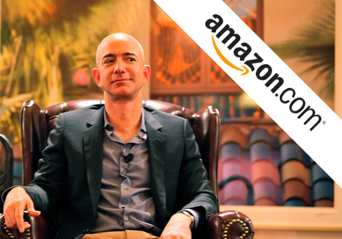 Harvard Business Review names Amazon boss as best CEO