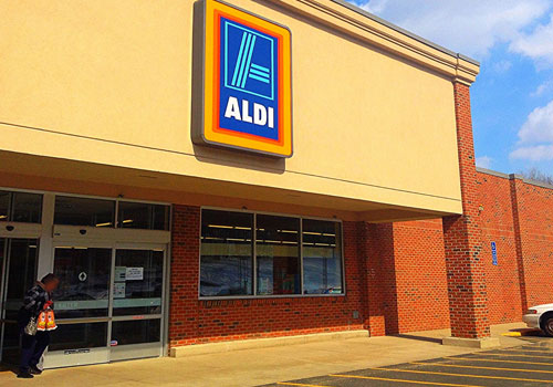 Aldi worker boosts shop's employer brand after going extra mile for elderly customer
