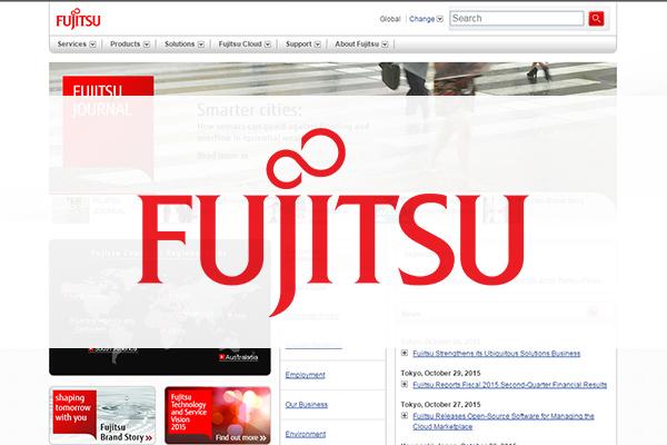 Fujitsu hire HR Director