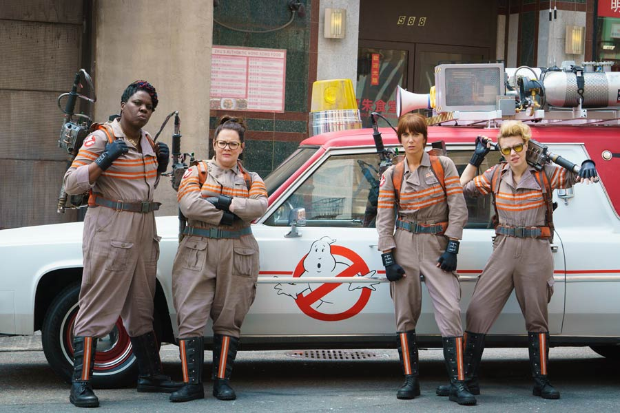 Lessons from Ghostbusters' hiring fail