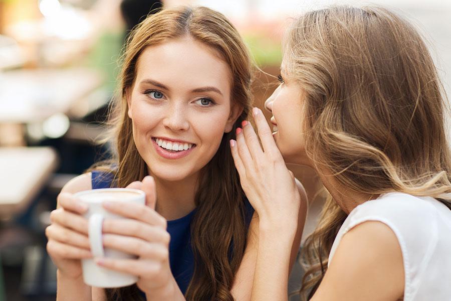 How to change gossip mongers into positive communicators