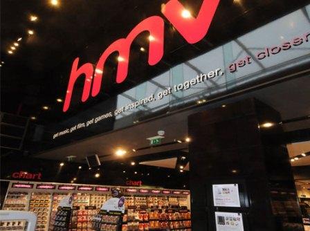 HMV to close 37 more stores