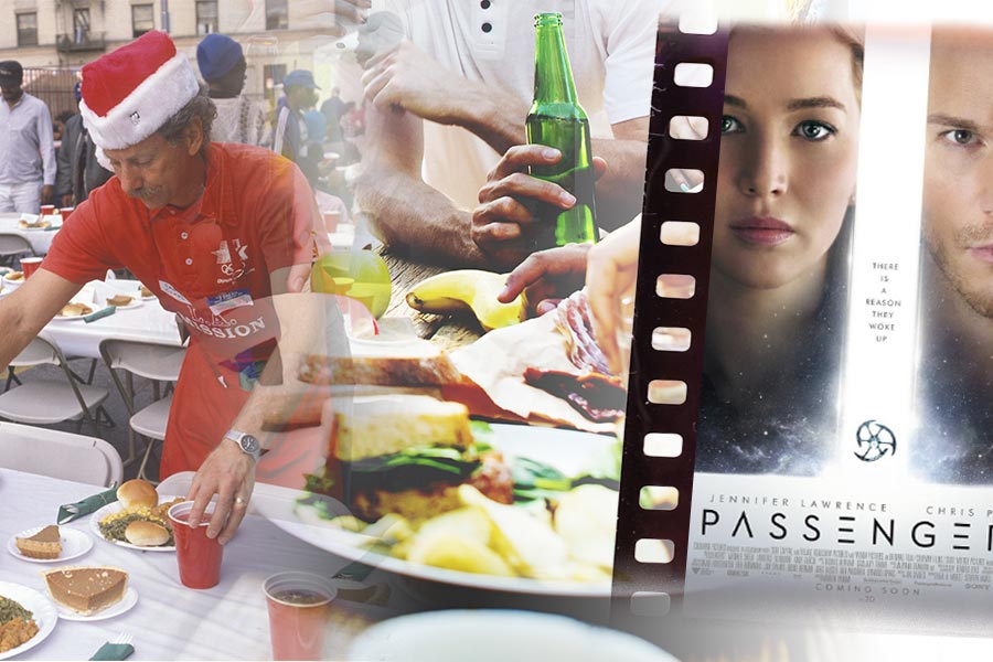 HR on the weekend: Little Feast, Passengers & Crisis...