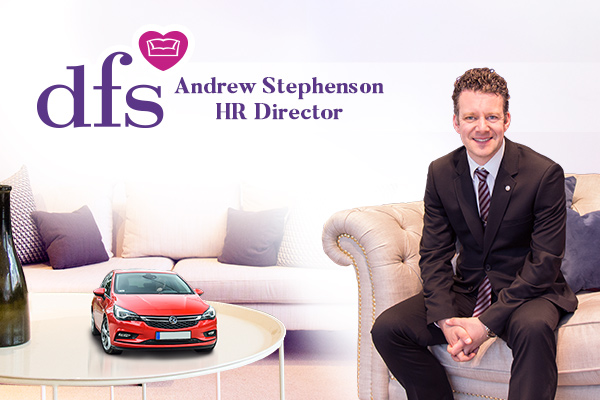 HR should own fleet management, according to DFS' HR Director, Andrew Stephenson