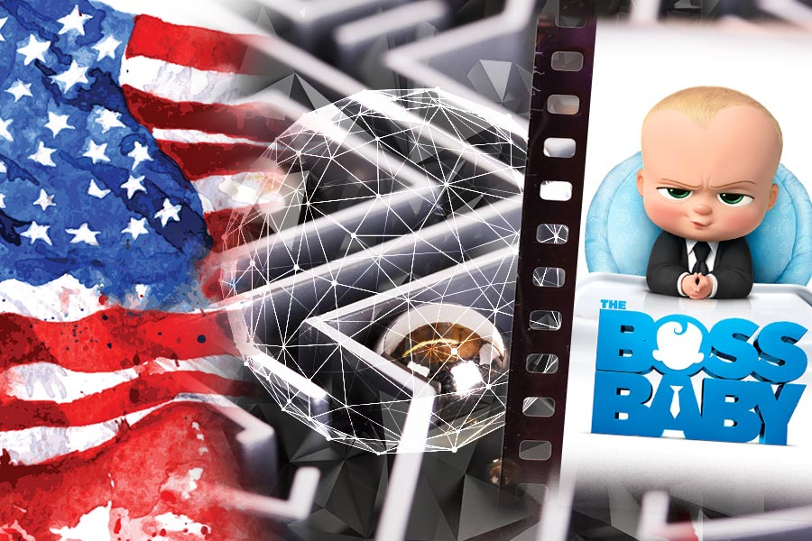 HR on the weekend: Boss Baby; The Crystal Maze & The American Dream