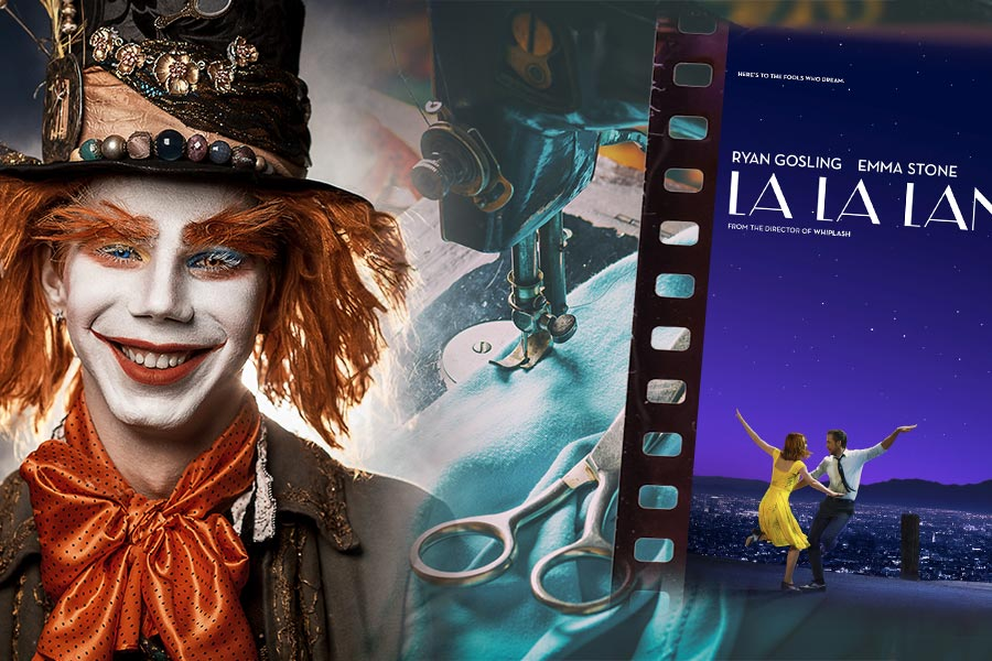 HR on the weekend: La La Land, Mad Hatter's Tea Party & The Create Club