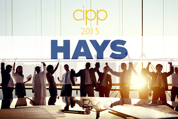 First recruiter wins CIPP In-House Payroll Team of the Year award