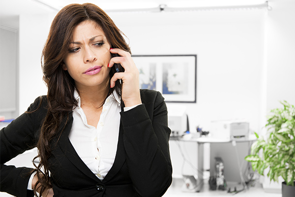 How do bosses check up on staff who phone in sick?