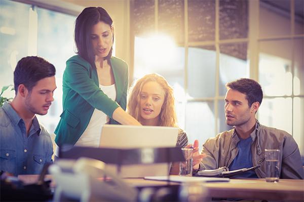 How do big businesses safeguard their company's culture?