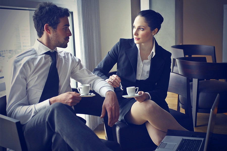 How to build rapport in an interview