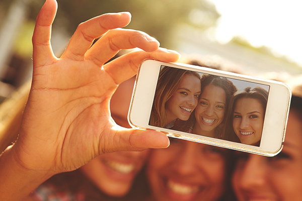 How to satisfy the 'selfie generation'