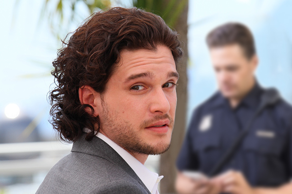 Policeman neglects duty by 'letting off' Game of Thrones star