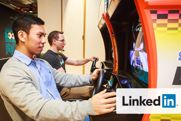 Inside LinkedIn's awesome new workplace