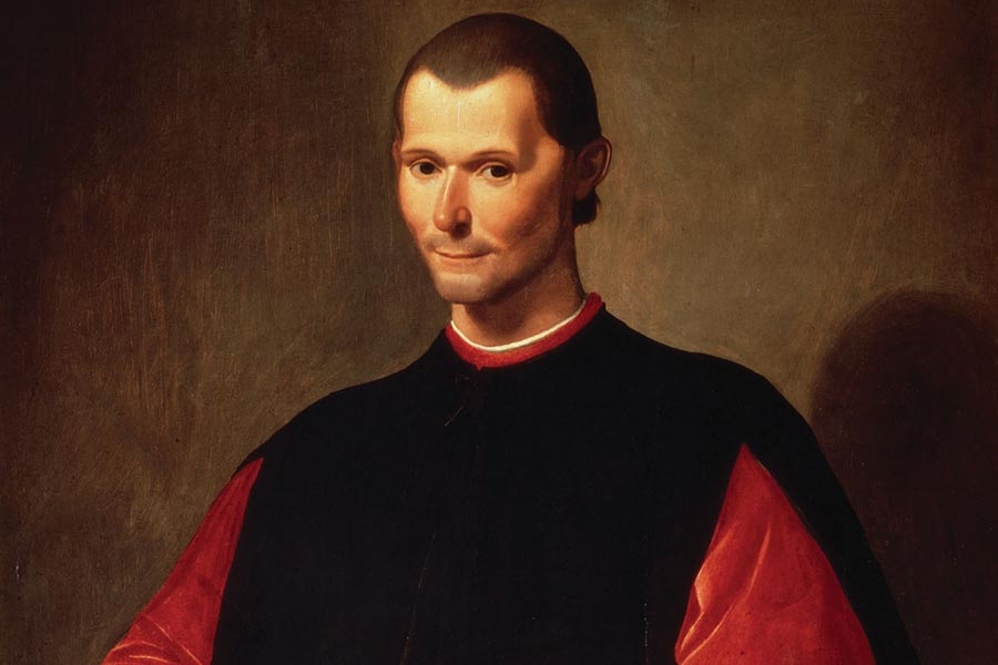 Machiavelli's 'The Prince' was actually a failed job application