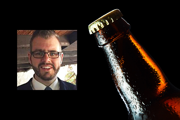 Candidate lands dream job with beer bottle CV