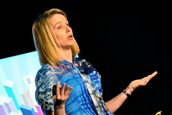 Marissa Mayer spends 'millions' to keep HR boss