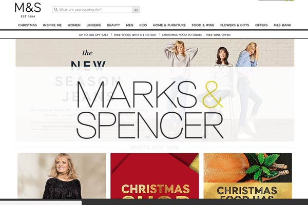 international operations of marks and spencer Marks & spencer is deploying a new product development system using solutions from ptc marks & spencer improves product lifecycle management with ptc growing its food business and increasing its franchise operations.