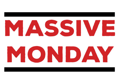 Massive Monday proves to be biggest ever