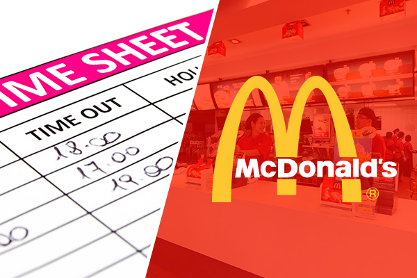 McDonald's scrap zero-hour contracts