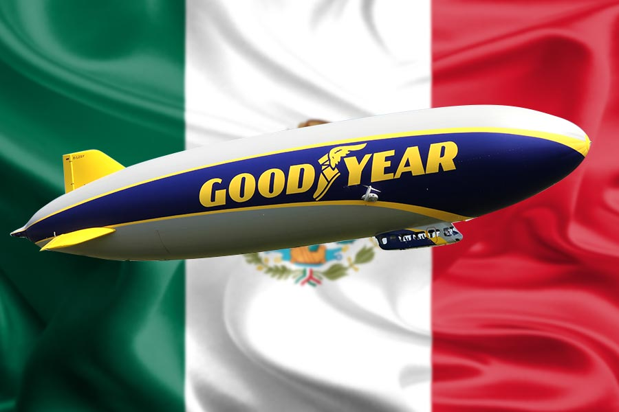 Goodyear offers laid-off UK HR workers jobs in Mexico - none go