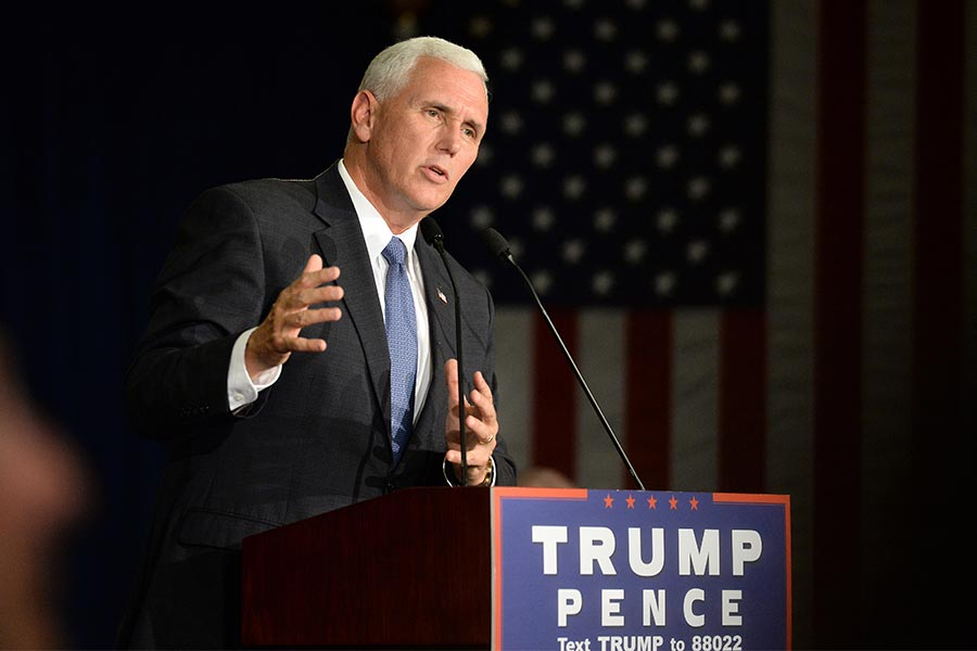 ... Mike Pence, Trump's running mate? | Leadership | Business Grapevine