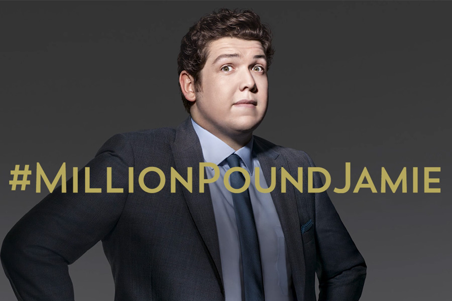 #MillionPoundJamie finds ideal job after national campaign