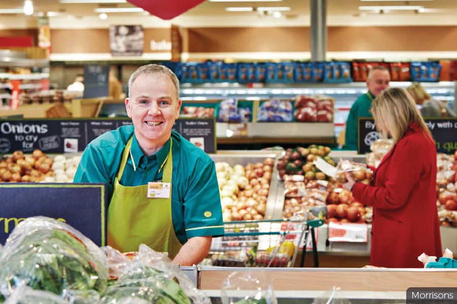 Morrisons shuts head office and sends staff to work in-store