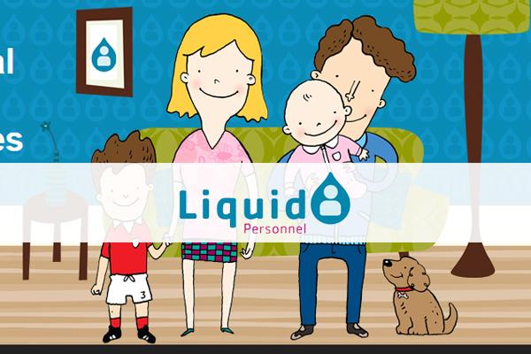 Liquid Personnel promotes quartet to Associate Director
