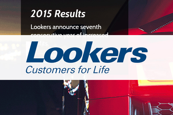 New HR Director at Lookers Plc