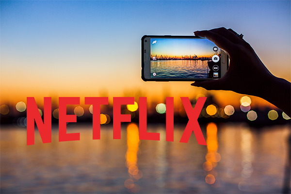 Netflix's super simple recruitment drive for dream job