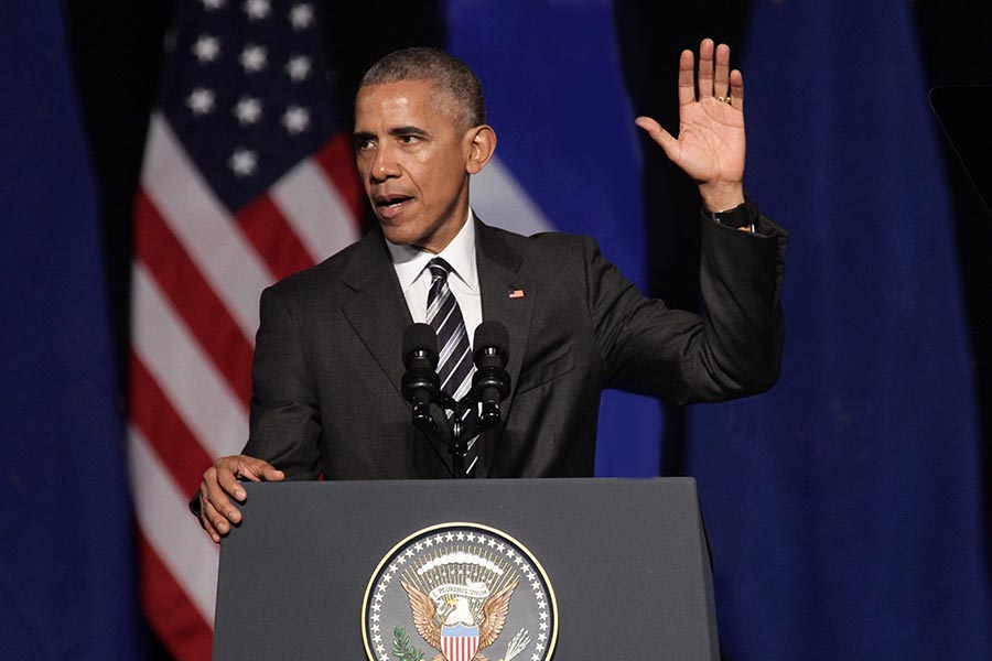 What can we learn from Obama's leaving speech?